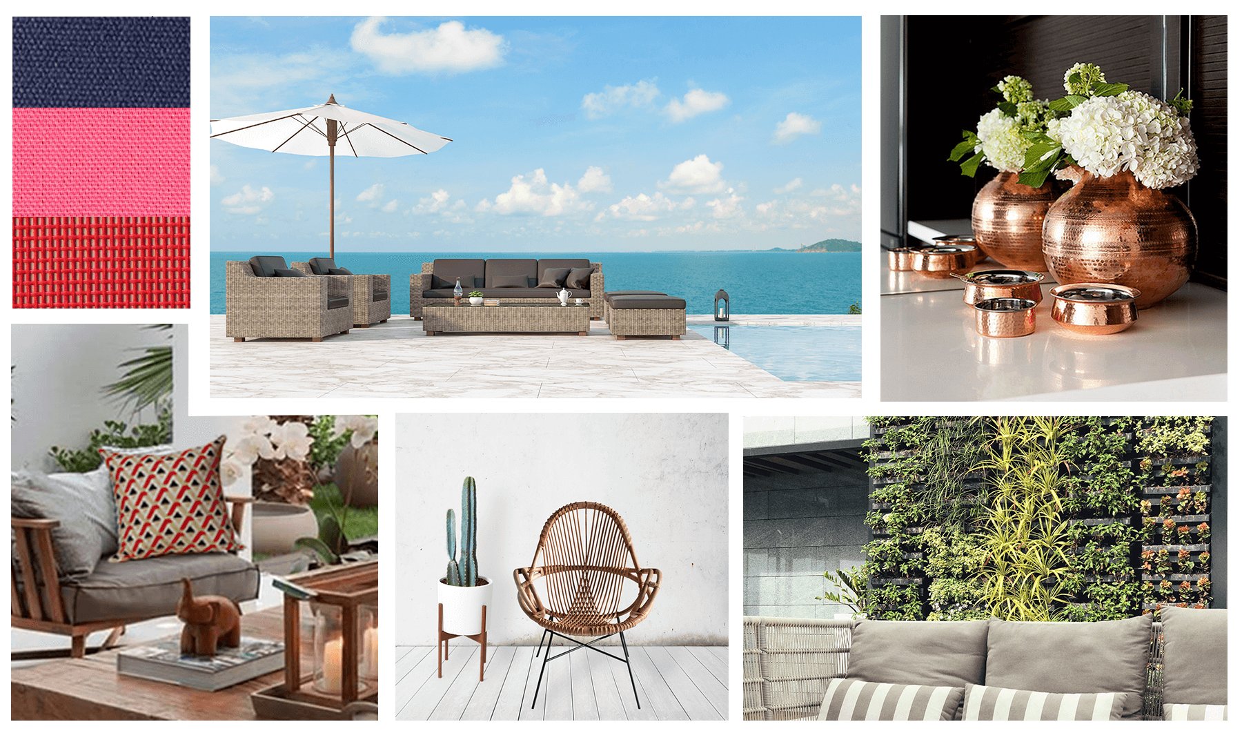 Spice Up Your Outdoors with 2019's 11 New Design and Decor Trends